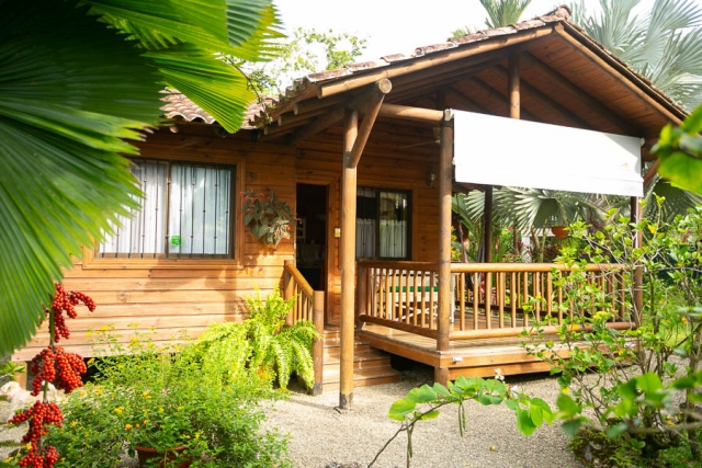 House at Casa Marcellino Hotel in Cahuita
