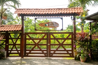 House at Casa Marcellino Hotel in Cahuita